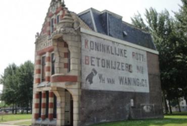 Pand van Waning, Rotterdam