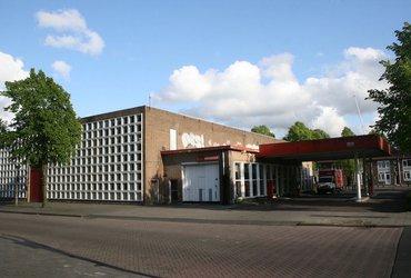 KAV-garage Caltex, Amsterdam