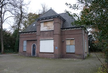 Koetshuis villa Woudoord