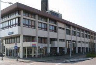 Stationsgebied en voormalig postkantoor, Den Helder