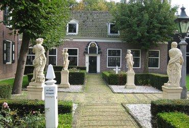 Gemeenlandshuis van het Hoogheemraadschap Hollands Noorderkwartier te Edam