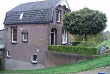 Nieuwe haven en dijkverlegging, Vijcie/Werkendam