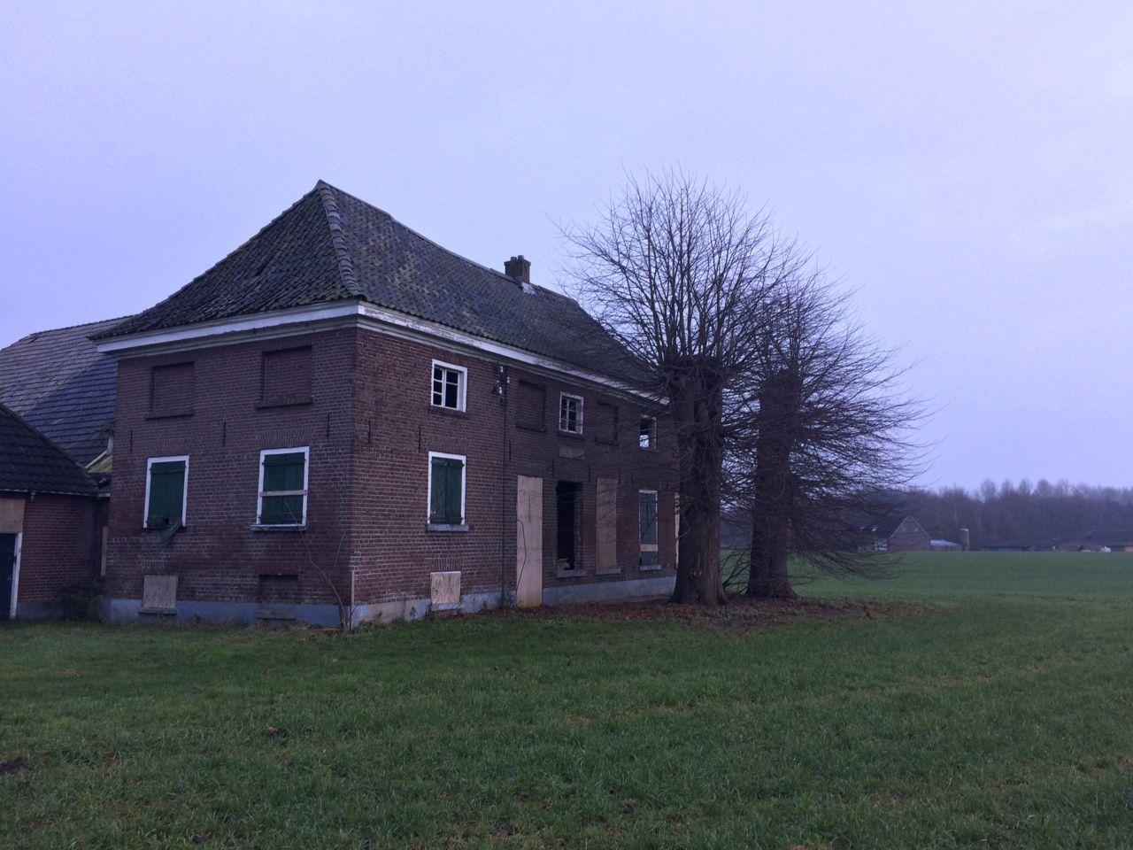 Scholtenboerderij De Welsker, De Heurne