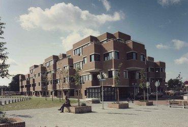 Voormalig GAK gebouw Hilversum