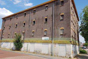 Pakhuis aan het Steenwijkerdiep, Steenwijk