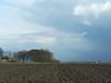 Wierdenlandschap, het vroegere stroomgebied van de Hunze en van de Fivel