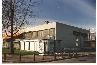 Paviljoen Buitenveldert