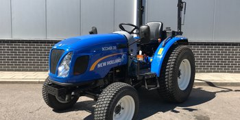 OCCASION: New Holland Boomer 35