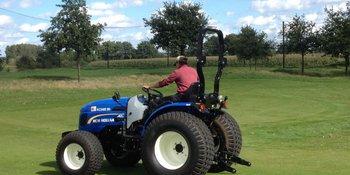 Boomer 50 voor Golfbaan