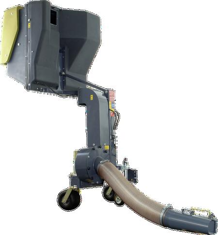 Opvangsysteem CLS 650/850/1050/1350 /1650 G-H