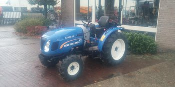 New Holland Boomer 35 afgeleverd