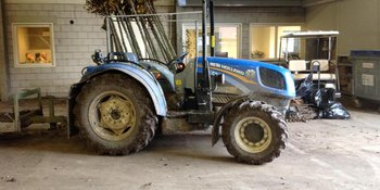 New Holland T3.55F afgeleverd