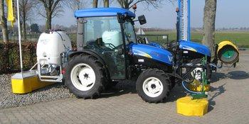 2 x T3030 voor blauwe bessen kwekerij