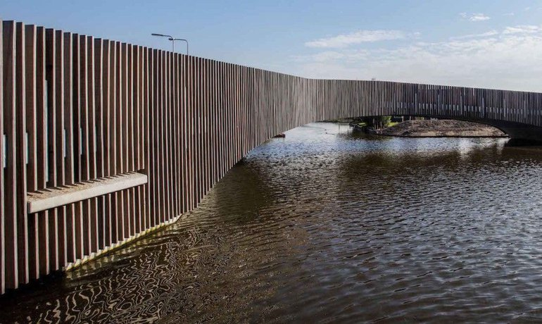 Vlotwateringbrug by NEXT Architects