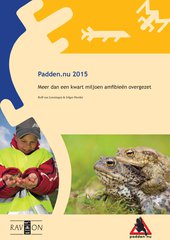 Report Results of the spring migration 2015 are available as a pdf (1.9 MB, in Dutch)