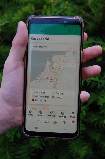 Teken-alert op NatureToday.nl en de Nature Today-app