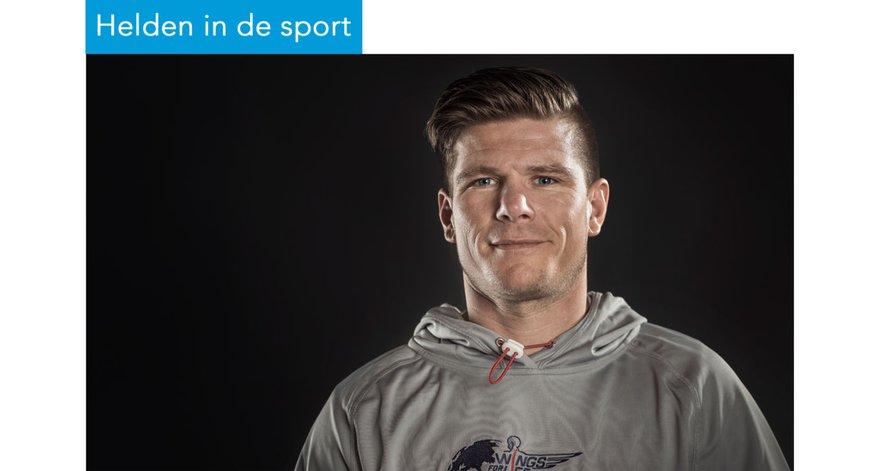 Helden in de sport - 'Jij mag er zijn'