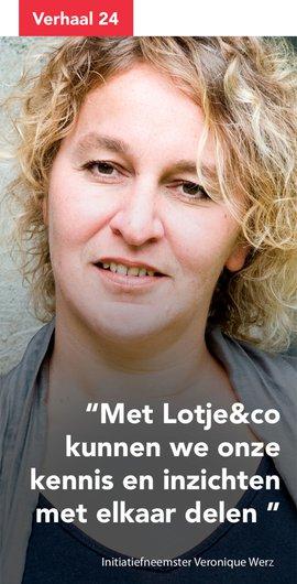 Met Lotje&Co kunnen e onze kennis en inzichten met elkaar delen.