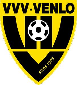 Logo VVV Venlo voetbalclub