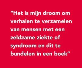 Quote van Aranka van Lindert, stagiaire NSGK in rood kader
