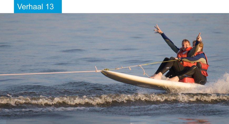 Al ruim 40 jaar organiseert SailWise uitdagende watersportvakanties voor mensen met een beperking