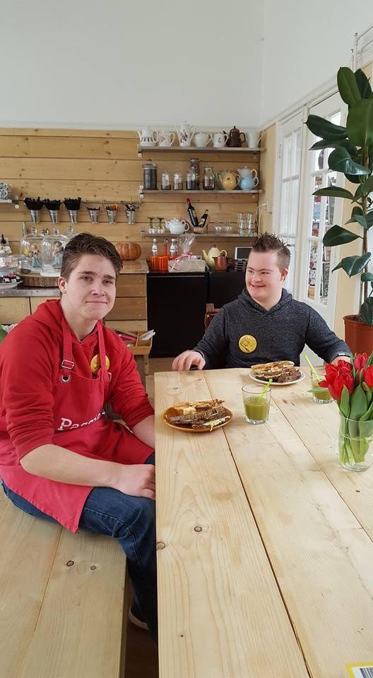 Lunchroom De Buurtvrouw biedt arbeidsplaatsen aan jongeren met afstand tot de arbeidsmarkt