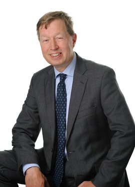 Albert van Zadelhoff, directeur Triodos Private Banking