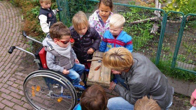 Dagopvang Boshoeve in Nieuw Vennep