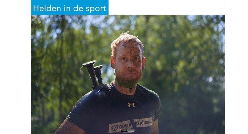 Helden in de sport - Gelijkwaardig knallen