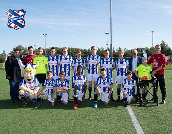 SC Heerenveen Teamfoto Bijzondere Eredivisie