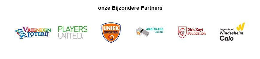 Onze Bijzondere Eredivisie partners