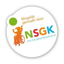 Het logo van NSGK