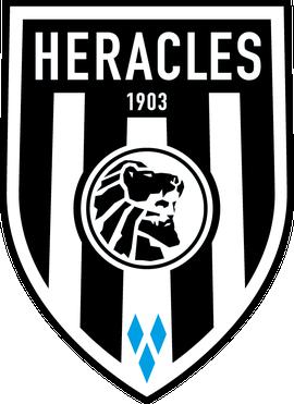 Logo Heracles voetbalclub