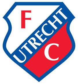 Logo FC Utrecht voetbalclub