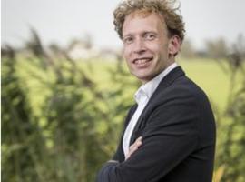 Henk-Willem Laan , directeur het Gehandicapte Kind