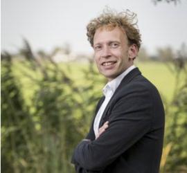 Directeur-bestuurder Henk-Willem Laan