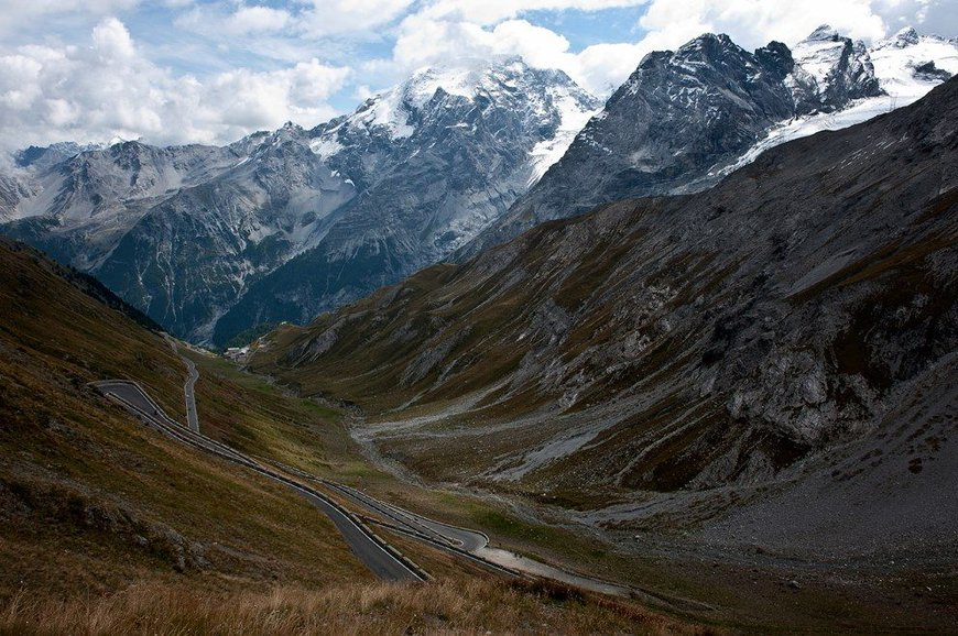 Berglandschap Stelvio