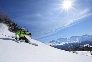 Wintersport Marilleva voor singles