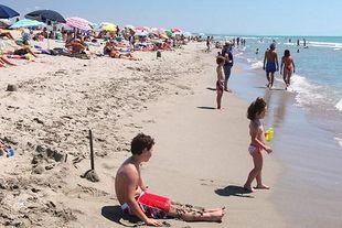 Strandvakantie Viareggio eenoudergezinnen