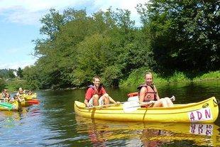 Actieve zomervakantie Gibanel eenoudergezinnen