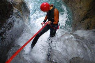Oostenrijk canyoning