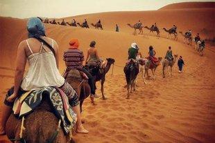 Rondreis Marokko Jongeren