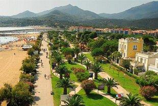 Strandvakantie Argeles sur Mer eenoudergezinnen