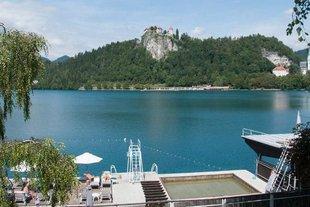 Actieve zomervakantie Bled eenoudergezinnen
