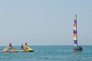 Strandvakantie Cecina Mare eenoudergezinnen