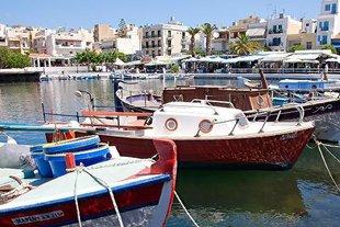 Strandvakantie Kreta-Stalida eenoudergezinnen