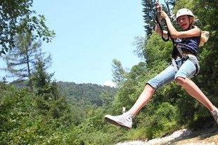 Actieve zomervakantie Levico Terme eenoudergezinnen