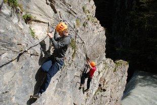 Oostenrijk Klettersteig