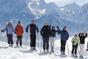 Wintersport Anras voor singles