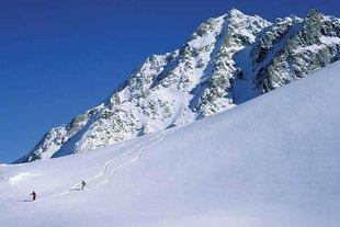Wintersport La Chapelle d'Abondance voor singles